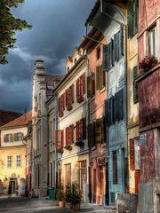 Pittoreske Altstadt von Sibiu