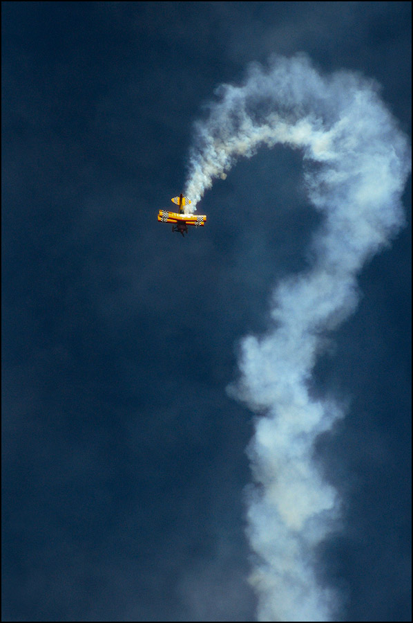 Pitts S1 in Aktion