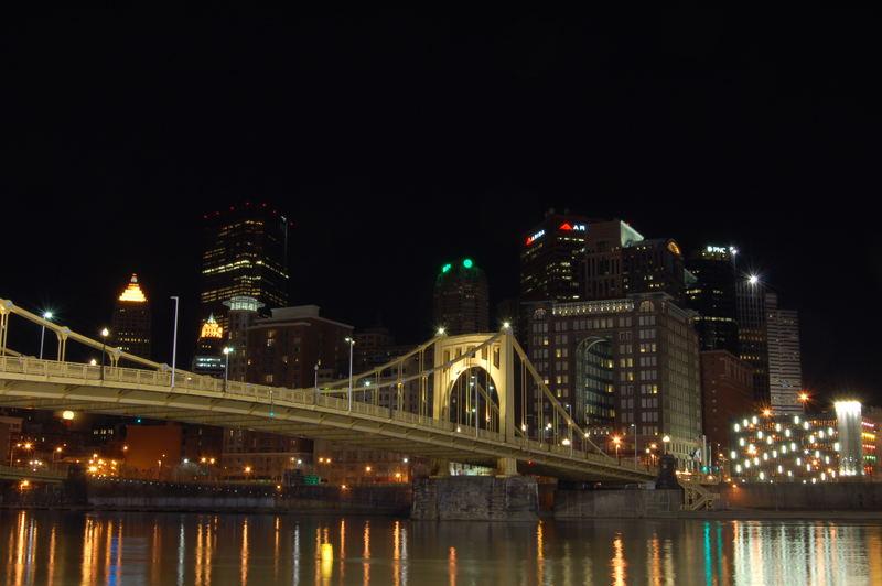 Pittsburgh Pennsylvannia, Bridge