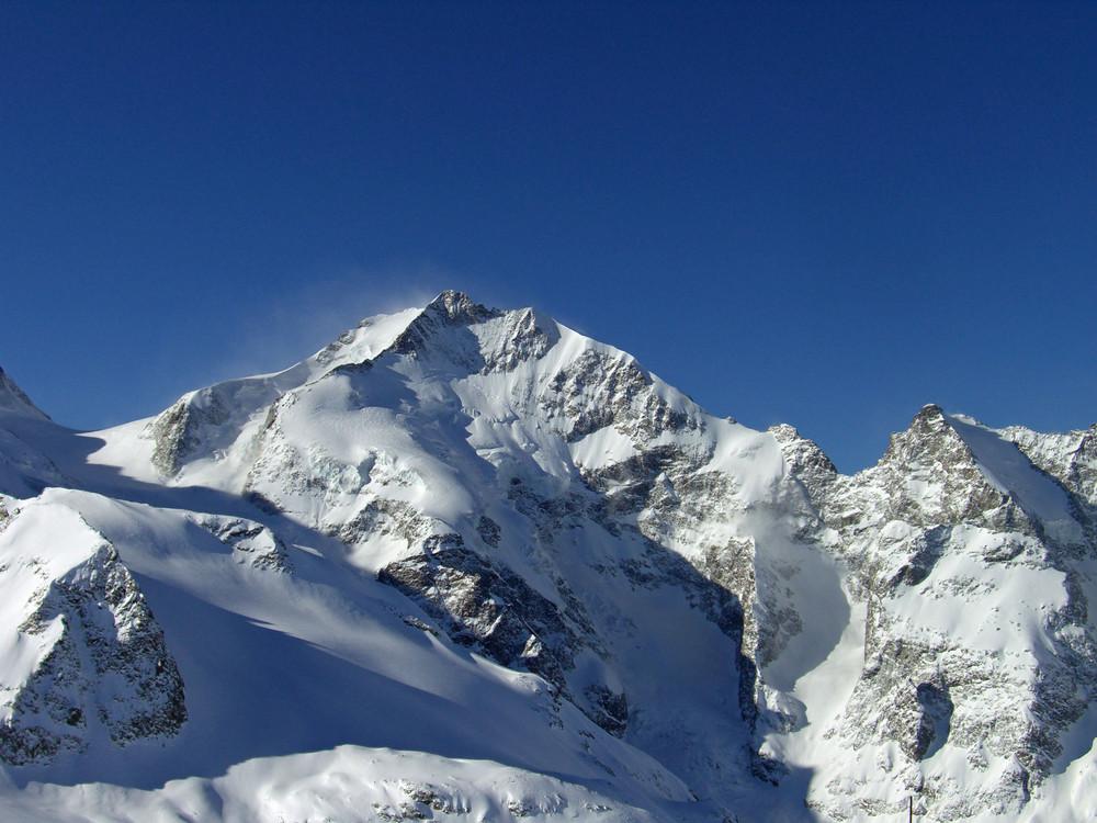 Piz Bernina / Schweiz