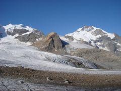 Piz Bernina und Bellavista