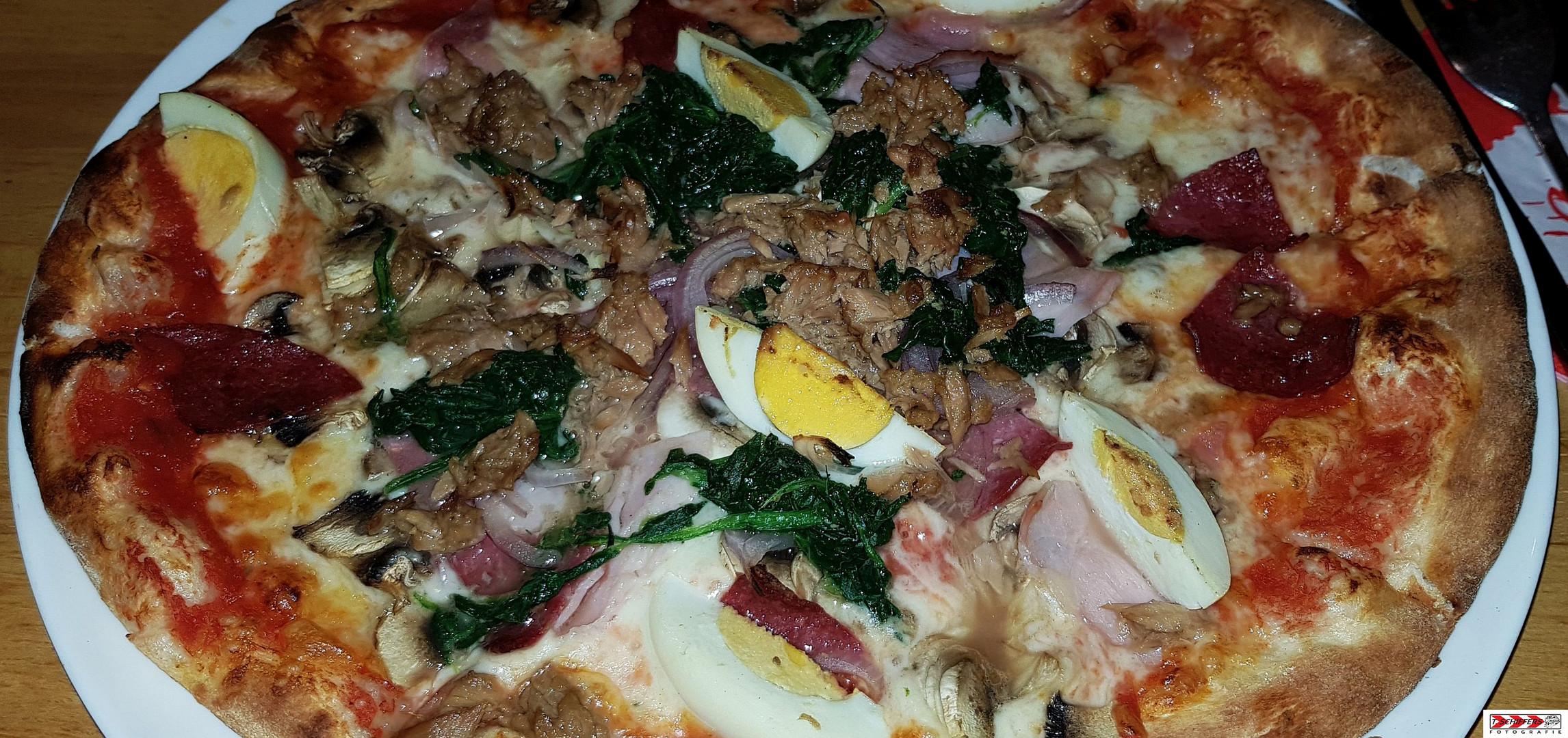 Pizza Con Tutto