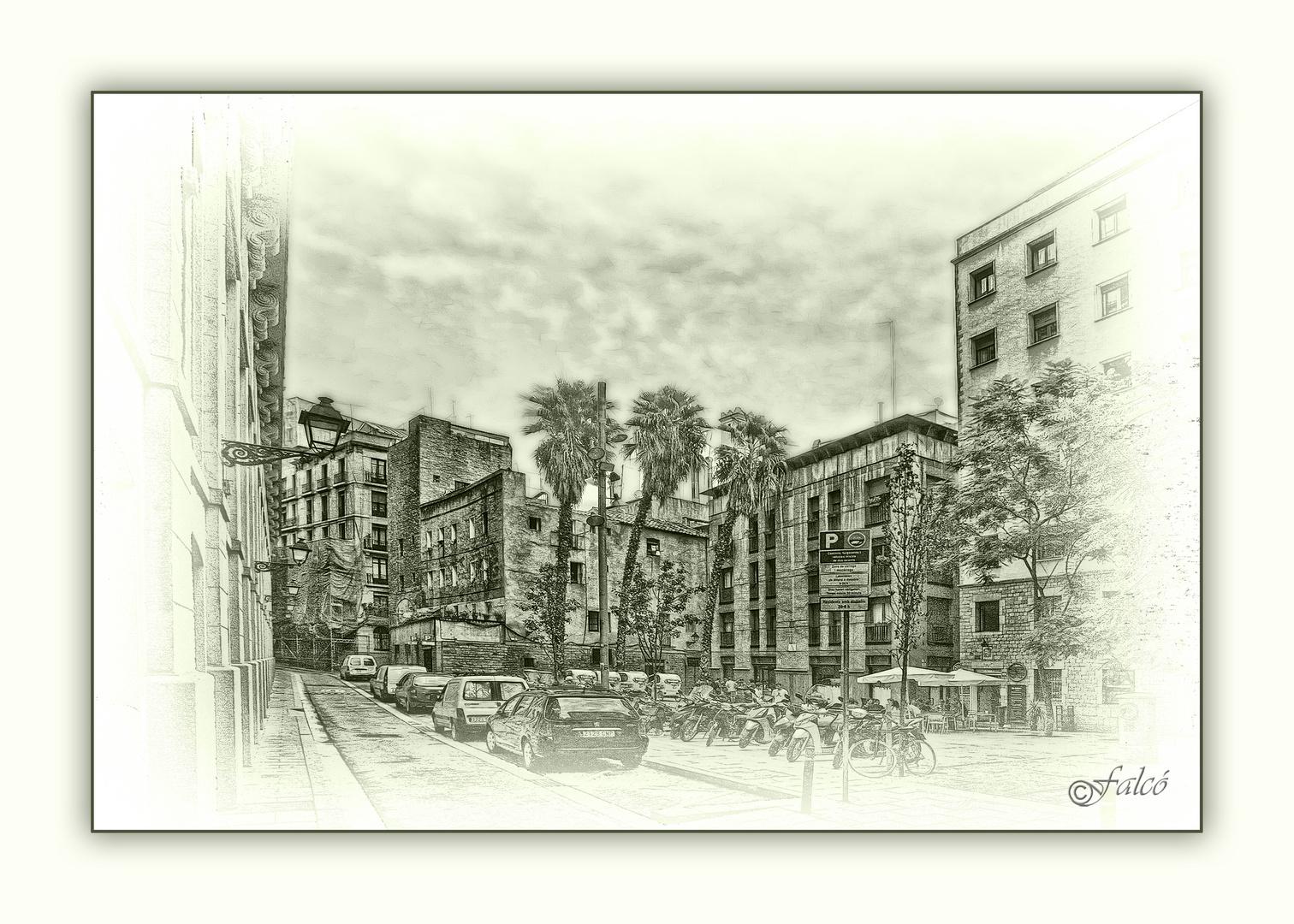Plaça de Victor Balaguer