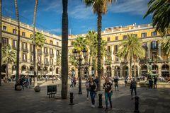 Placa Reial I - Barcelona