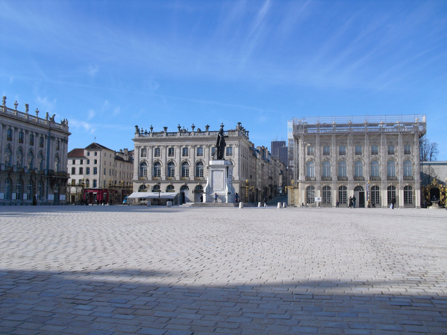 place celébre de nancy