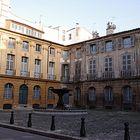 Place d'Albertas, Aix en Provence ...