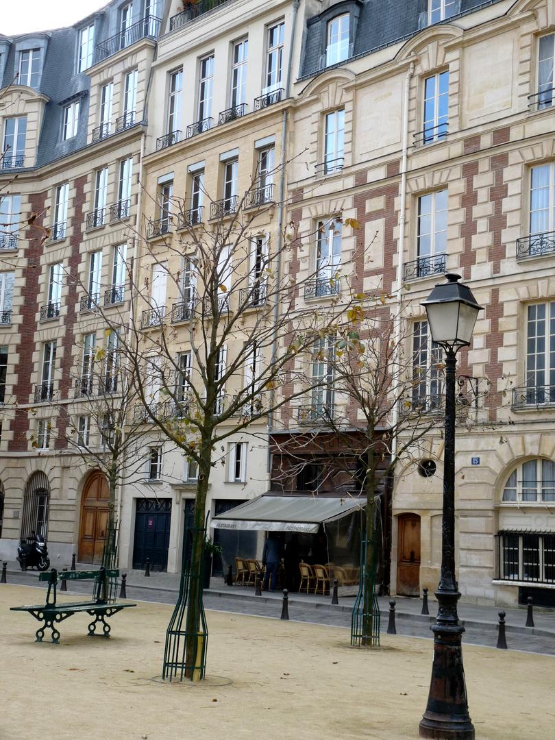 Place Dauphine, Paris 1er