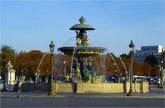 Place de la Concorde-Paris-Frankreich
