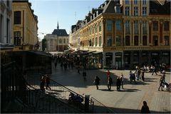 Place du General de Gaulle...