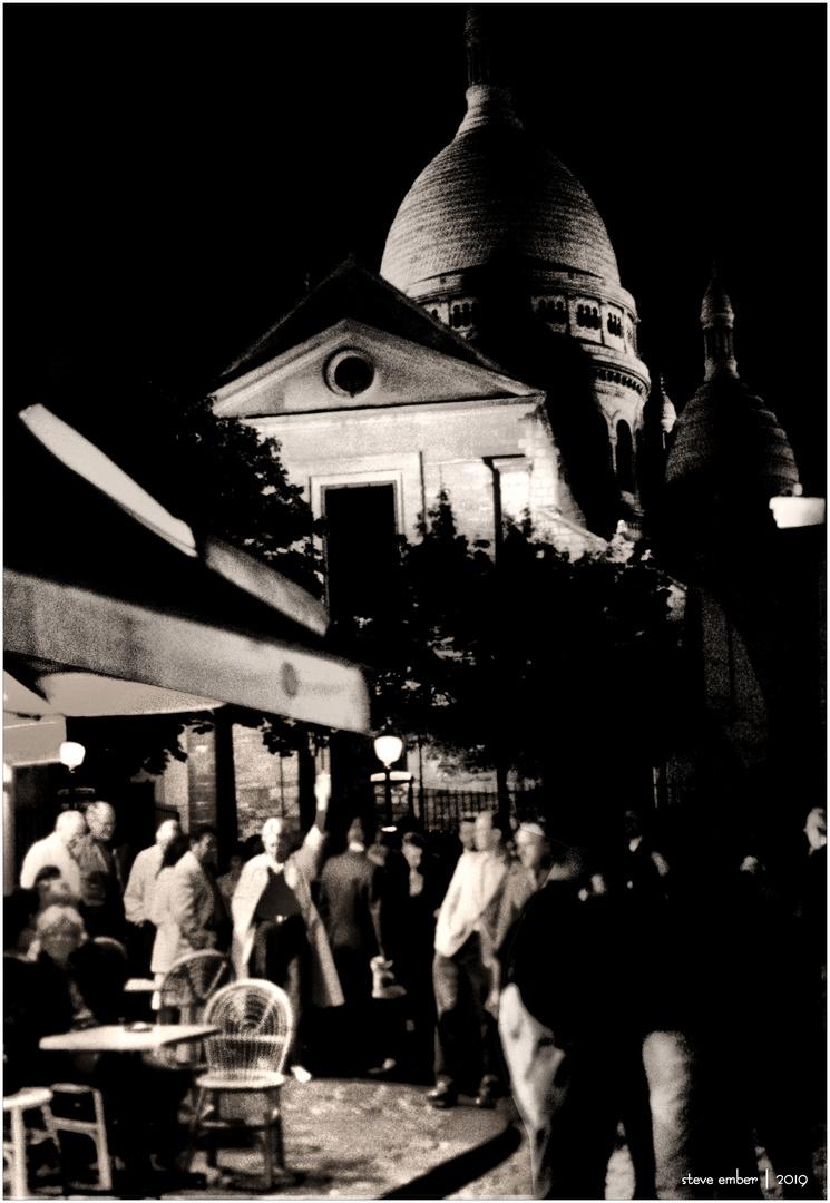 Place du Tertre, Montmartre - A Paris Impression