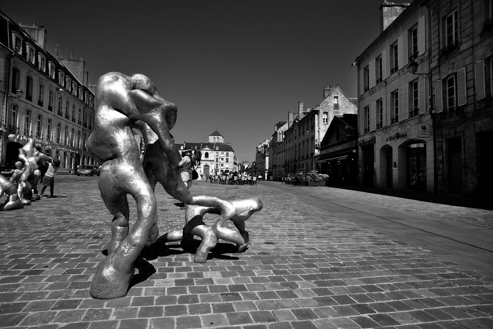 Place St Sauveur, Caen