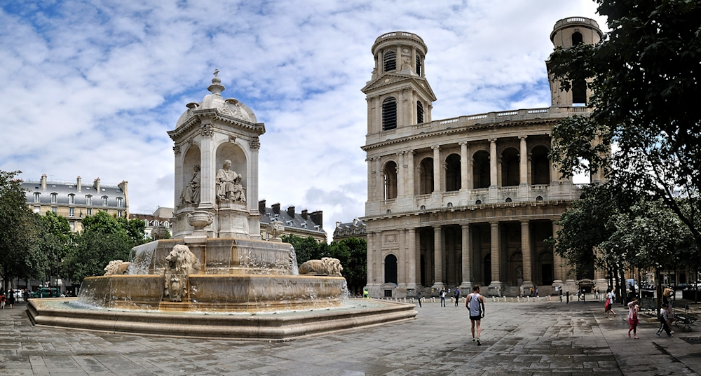 Place St. Sulpice