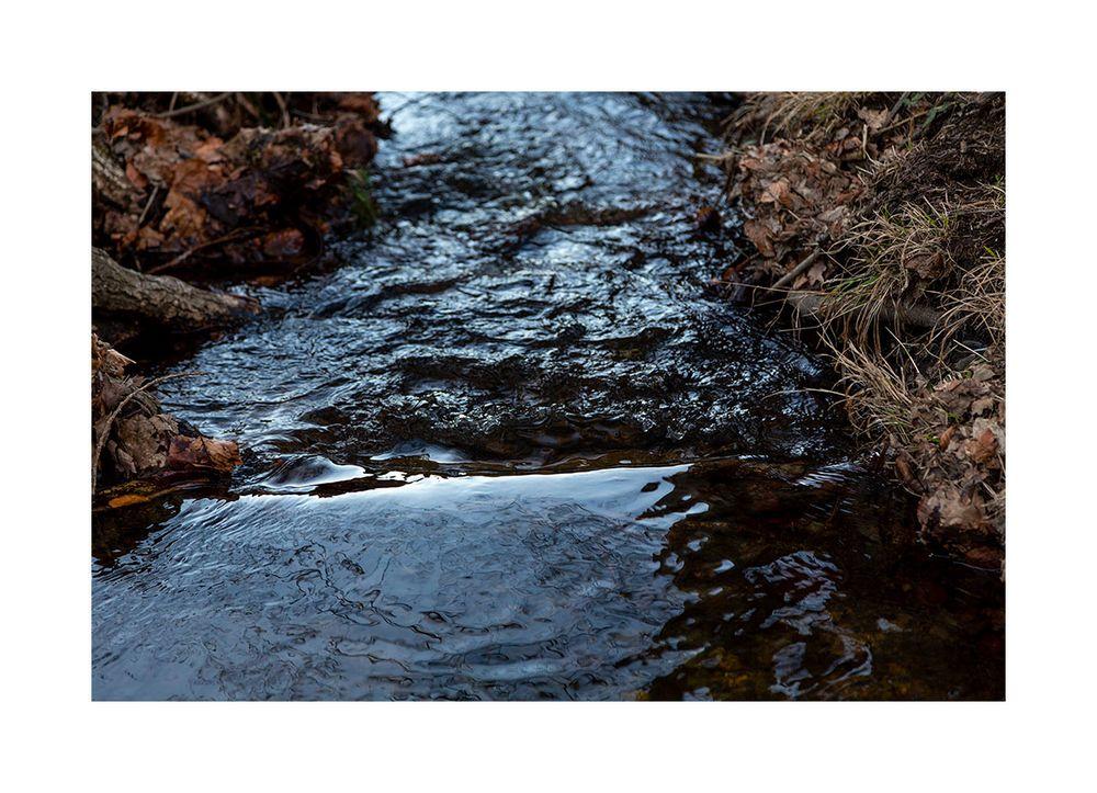 Plätscherwasser