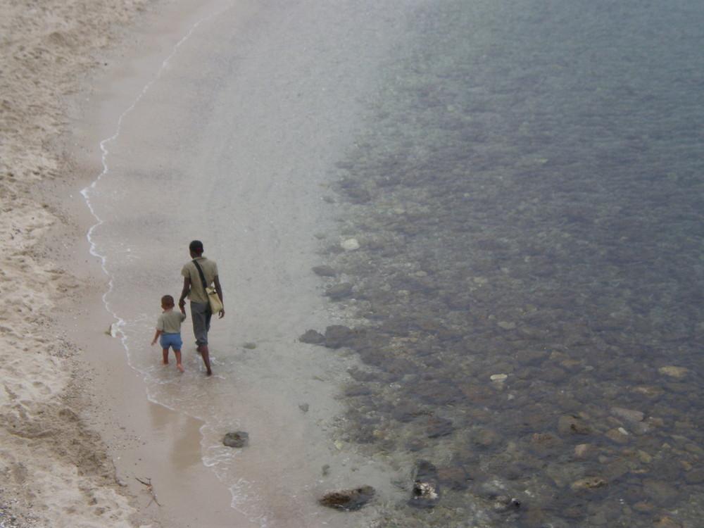 Plage de la Gravette, Antibes