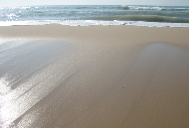 plage de l'atlantique