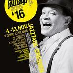 Plakat Jazztage Dresden 2016