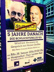 PLAKAT K21 Veranstaltung Jan15 + TEXT S. SILLER 5 JAHRE danach