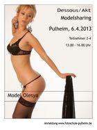 Plakat zum Sharing mit Olesya