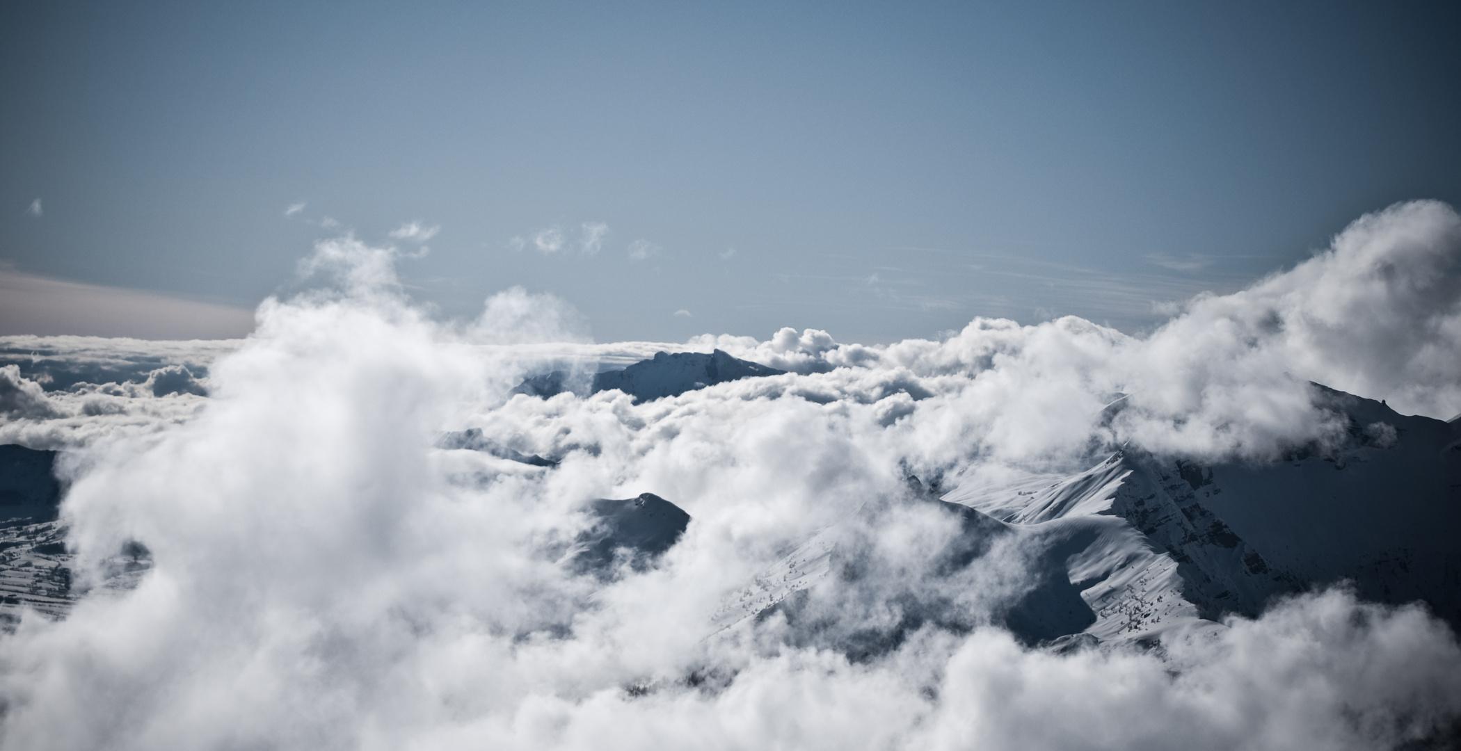 - Plane view -
