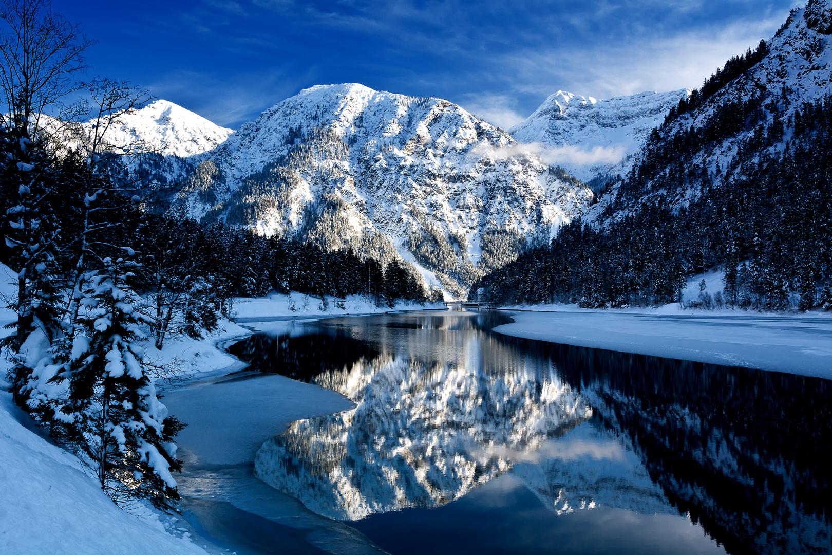 Plansee bei Reutte, Tirol