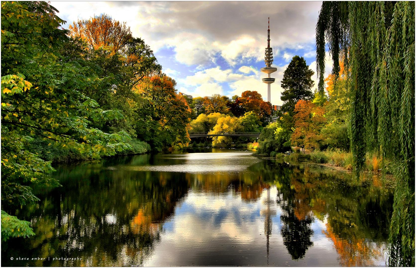 Planten un Blomen - A Hamburg Autumn Impression