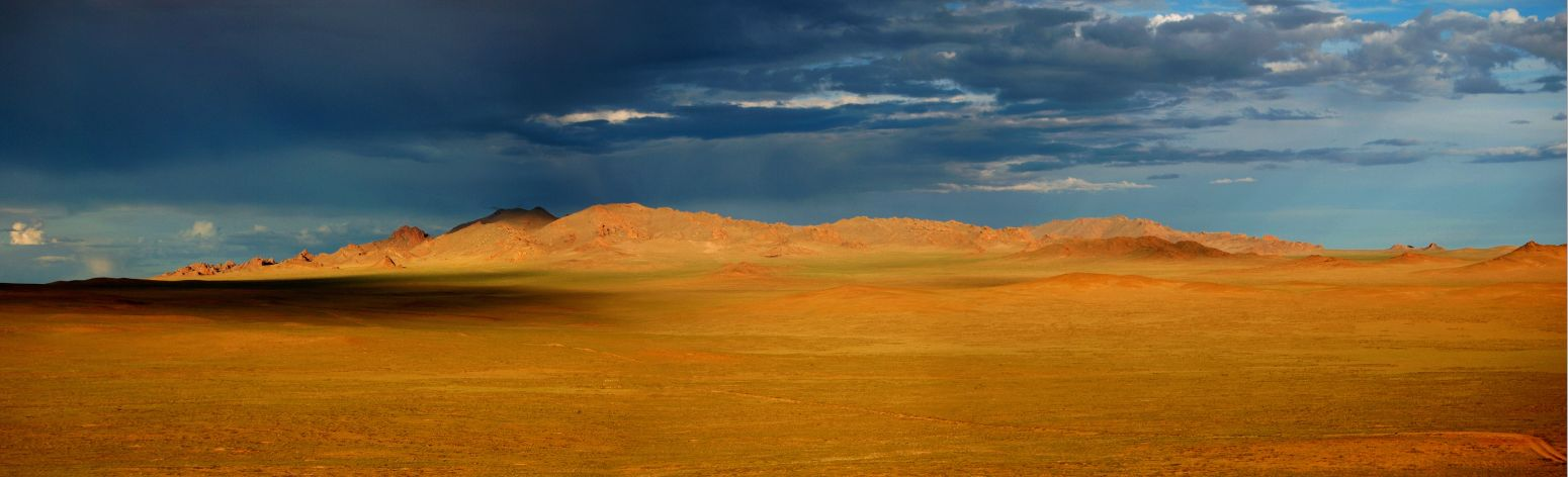 Plateau de l'infini - Mongolia