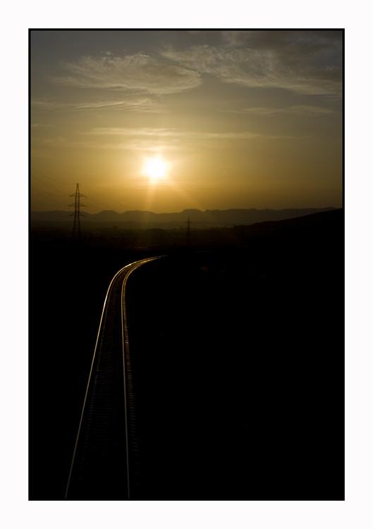 Platform to Sun