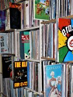 Platten Platten nichts als Platten