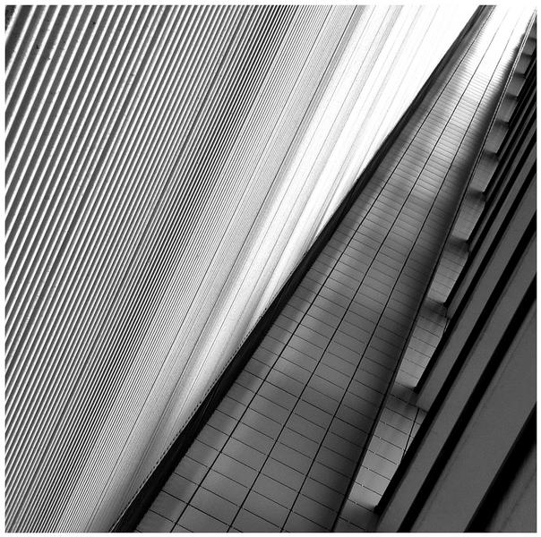 Plattenbau abstrakt II