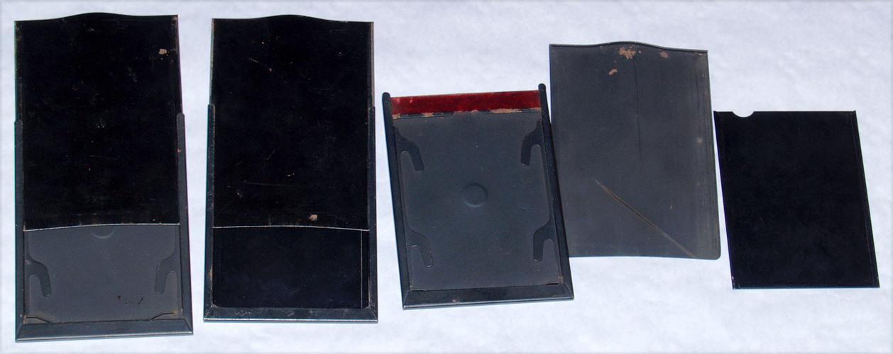 Plattenkassetten