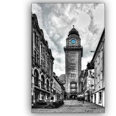 Plauen - Rathaus