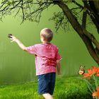 Play near a lake