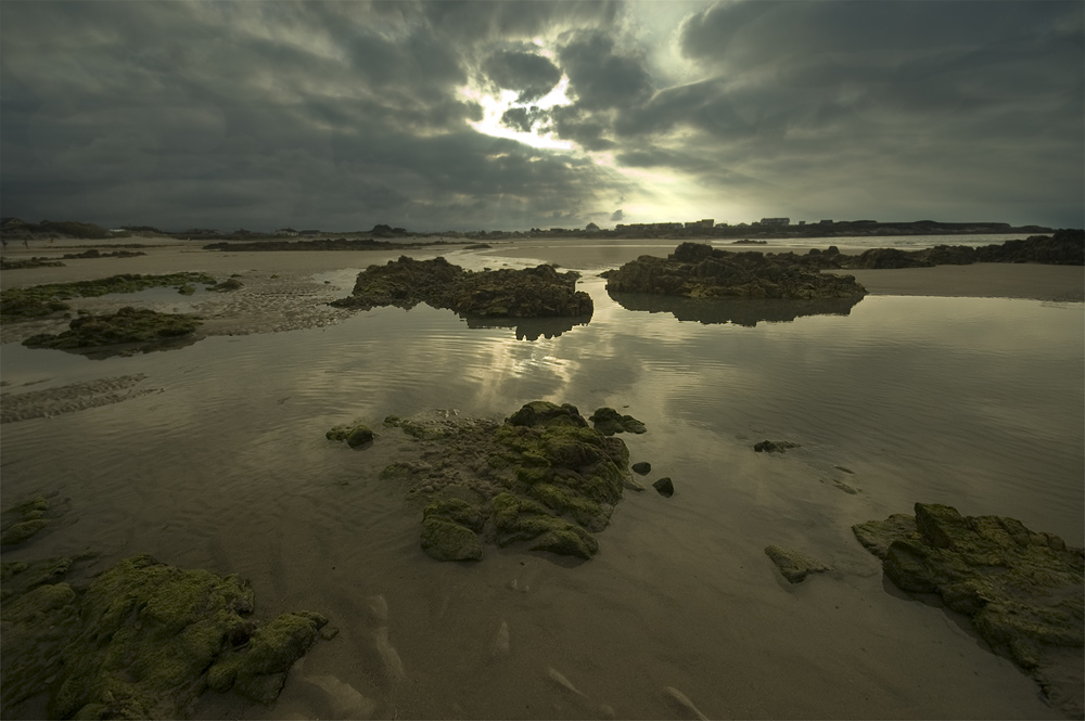 Playa de Arealonga.San Miguel de Reinante. Ribadeo-Lugo