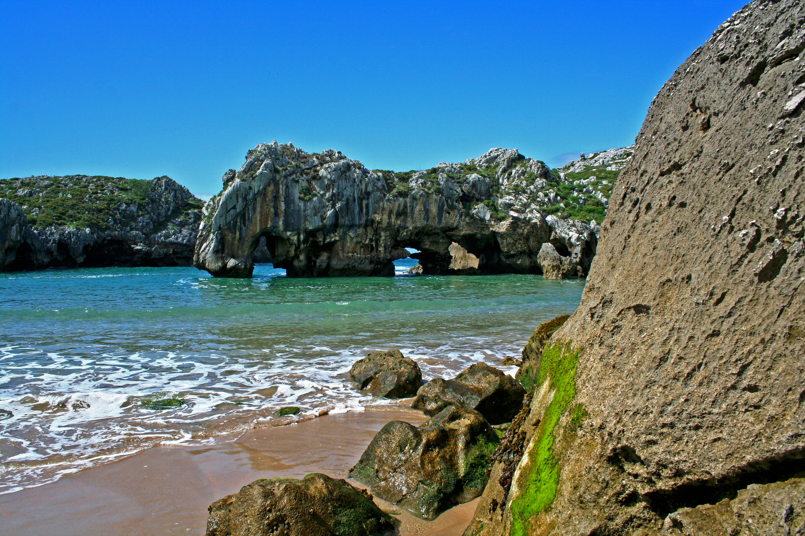 Playa de Cuevas del Mar - 2017 (2)