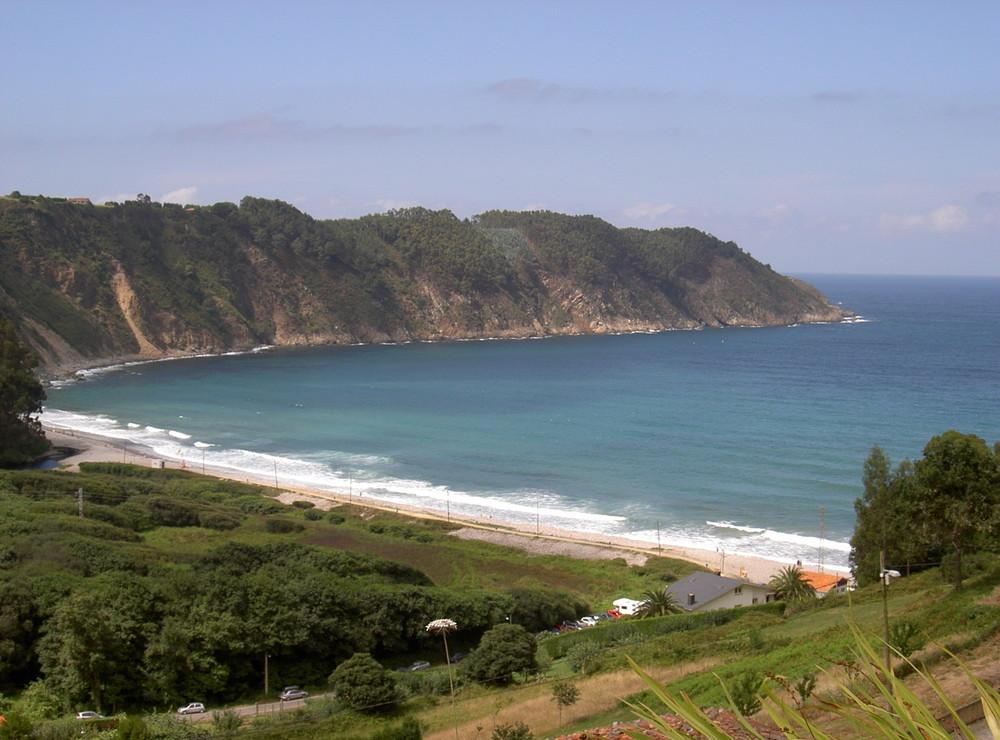 Playa de la Concha de Artedo (Asturias)2