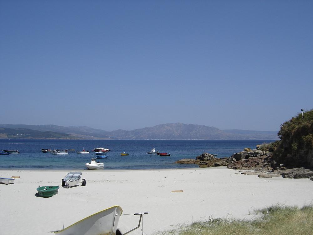Playa de Langosteira ( Fisterra )