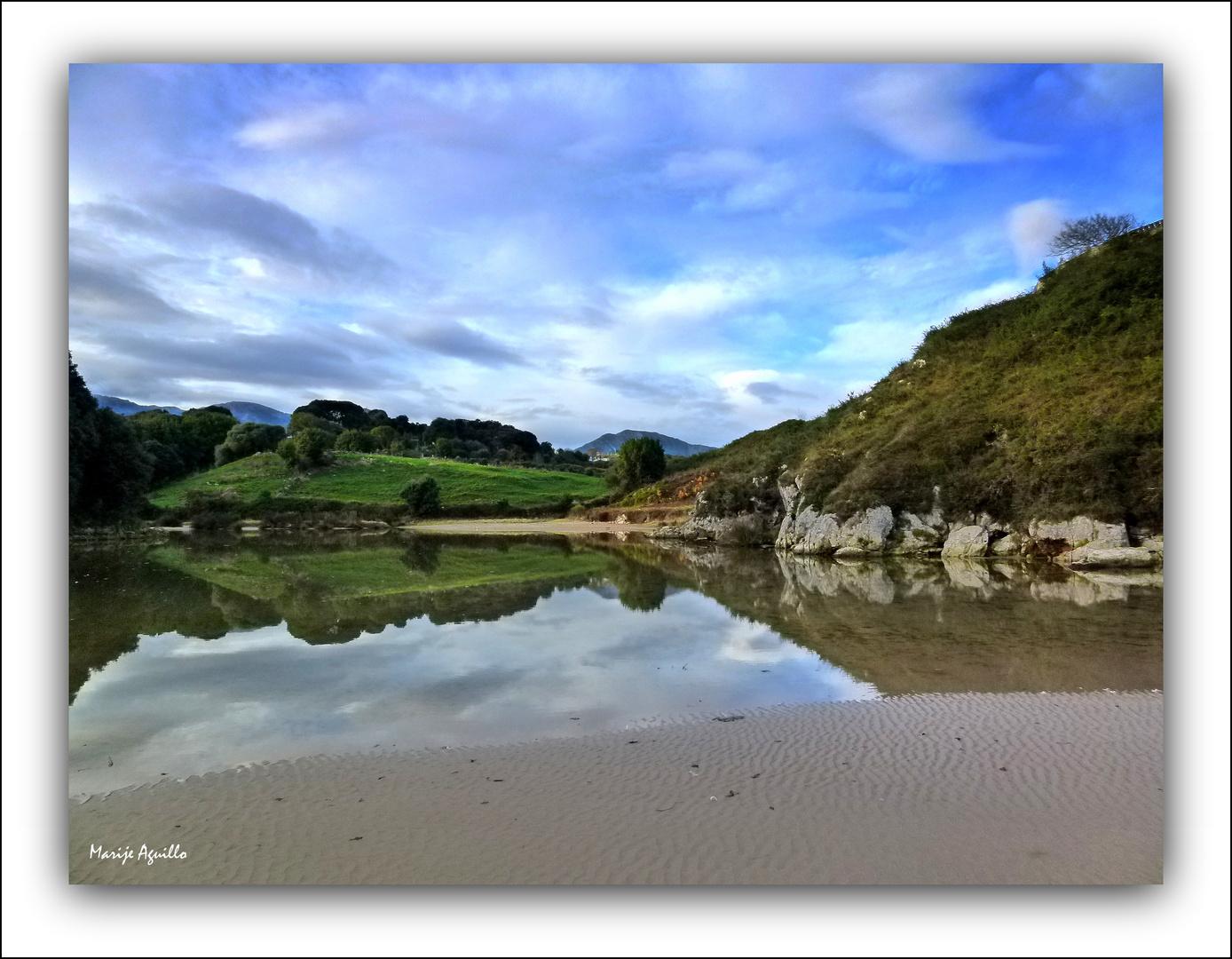 Playa de Poo (Llanes-Asturias)