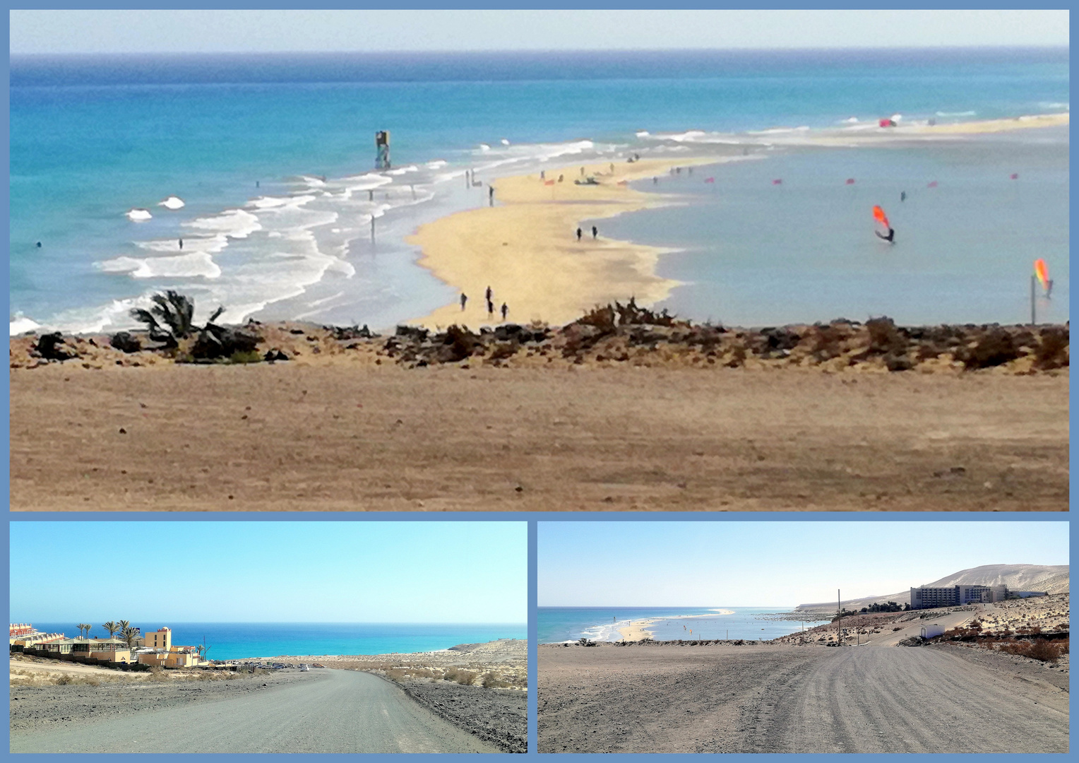 playa de Sotavento de Jandia, Fuerteventura