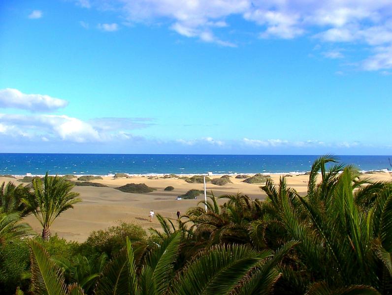playa del ingles :-)