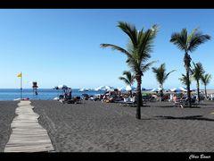 Playa Jardin, Teneriffa, September 2013