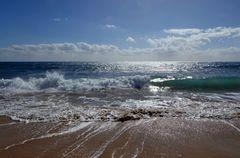 Playa Papagayo - Playa Blanco