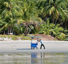 Playa Sámara, Costa Ricas Pazifikküste