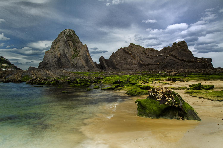 Playa Santurran