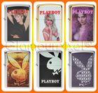 Playboy Motive von Zippo