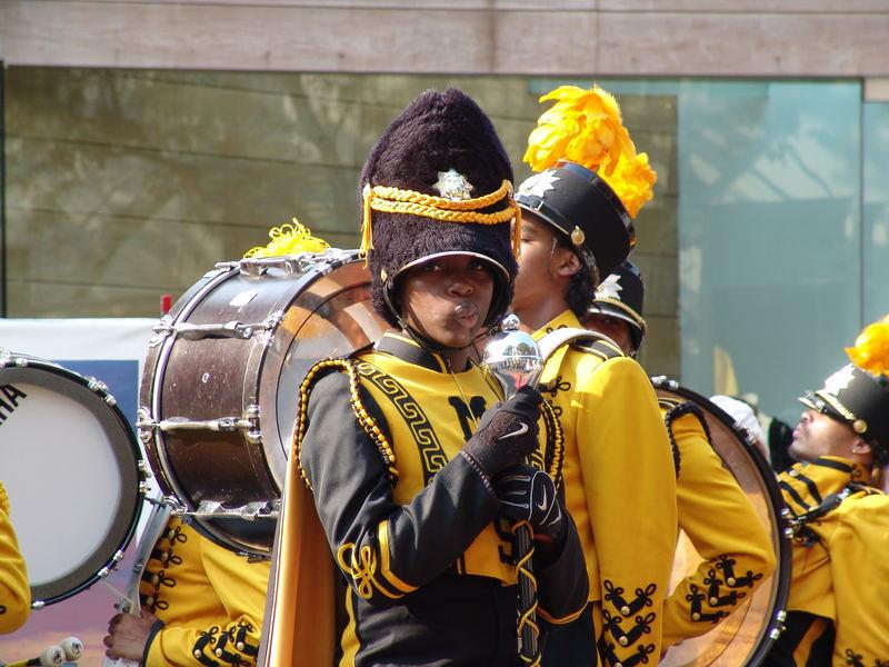 player at streetparade