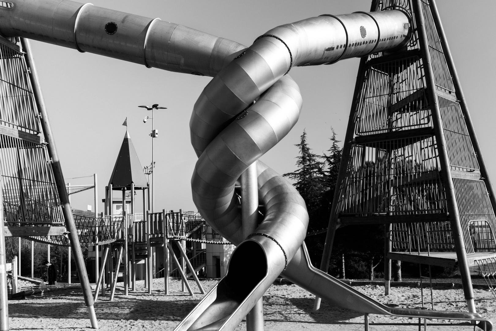 Playground of the Modern Era