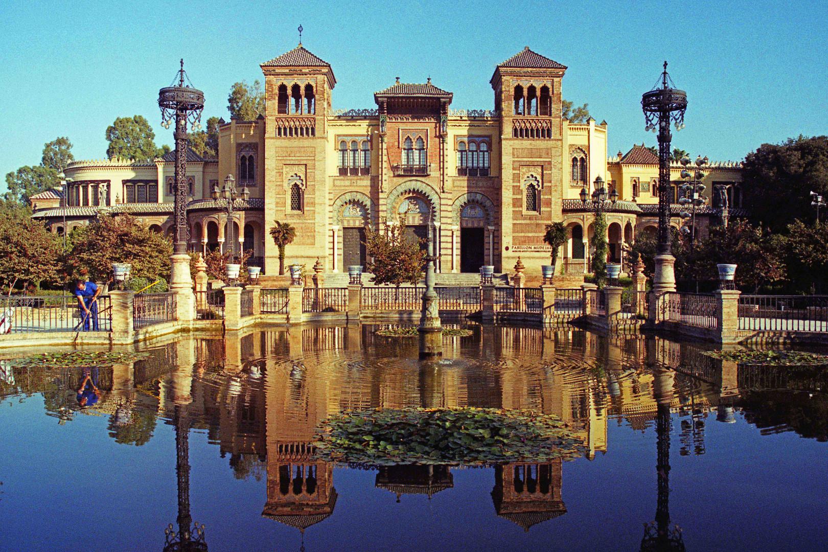 Plaza de America - Sevilla 2003