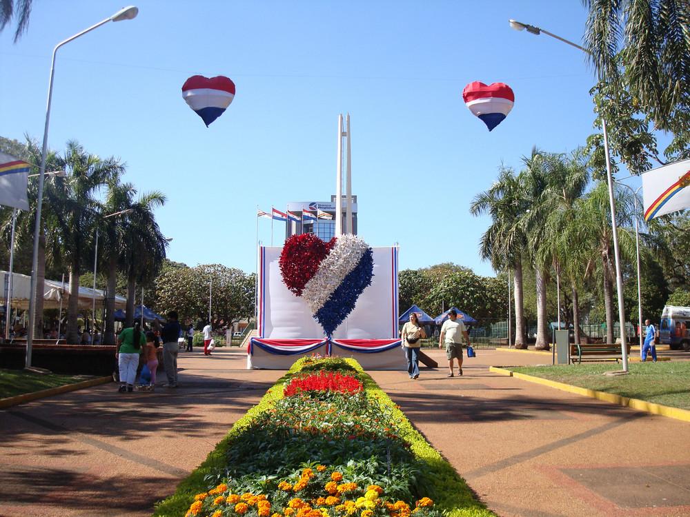 Plaza de Arma (Encarnación)