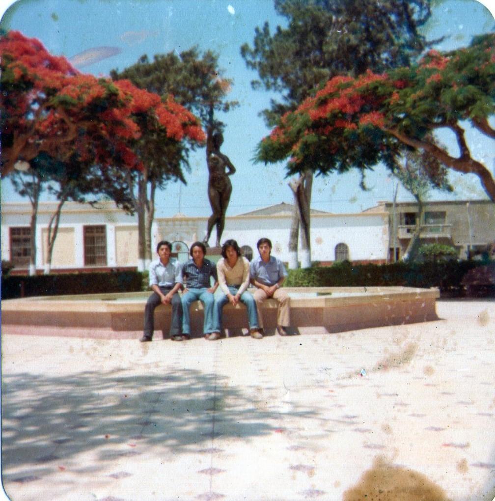 Plaza de Armas de Lambayeque
