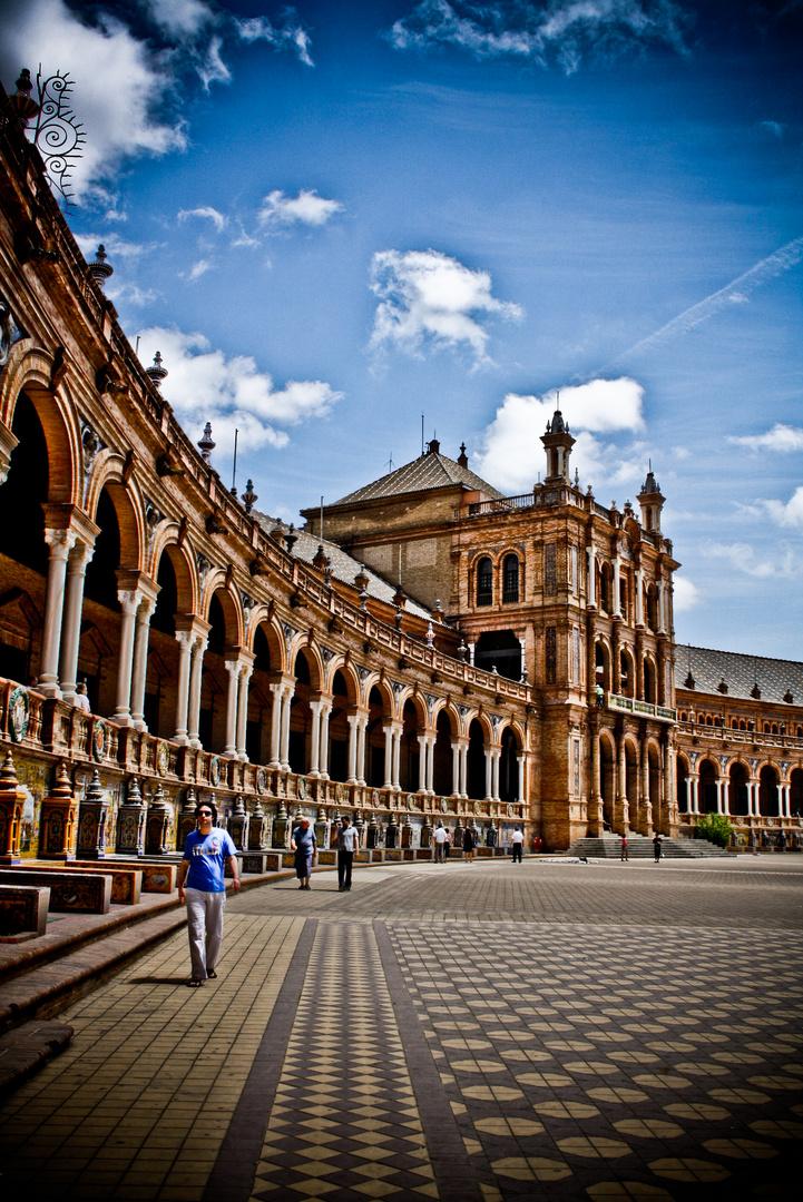 Plaza de Espana Seville